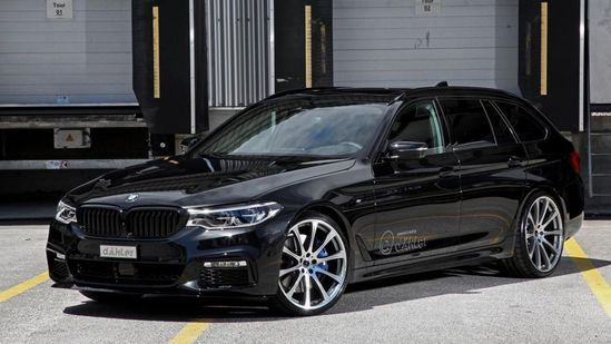 BMW SERIE 5 VENDITA IN GERMANIA