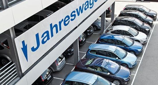 COMPRARE AUTO IN GERMANIA OPPORTUNITA JAHRESWAGEN 2018