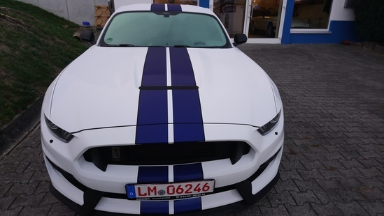 FORD MUSTANG IN VENDITA IN GERMANIA