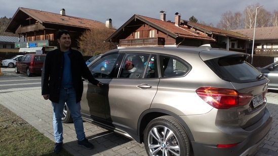BMW X1 DA ACQUISTARE IN GERMANIA