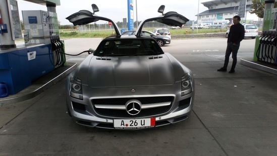 MERCEDES SLS IN VENDITA IN GERMANIA