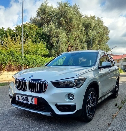 BMW X1 IN VENDITA E COMPRATA IN GERMANIA